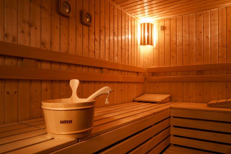 private sauna tekl hotel hlubok nad vltavou. Black Bedroom Furniture Sets. Home Design Ideas